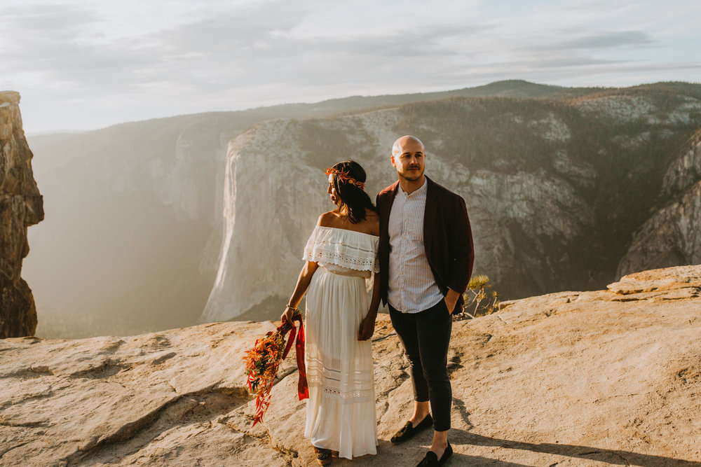 Yosemite Elopement Sunset Taft Point-50.jpg