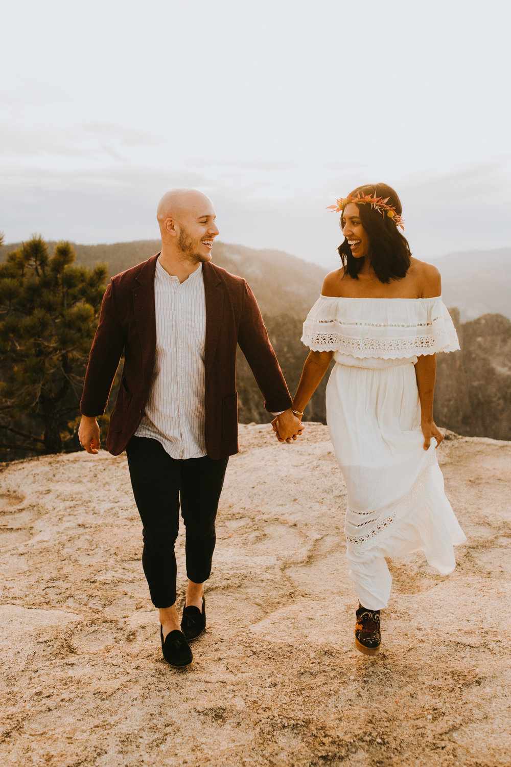Yosemite Elopement Sunset Taft Point-75.jpg