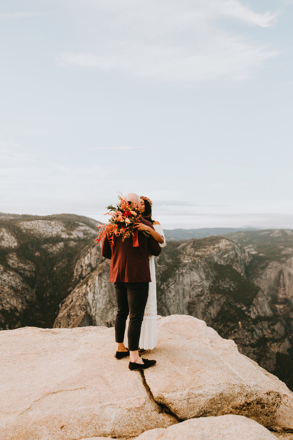 Yosemite Elopement Sunset Taft Point-82.jpg
