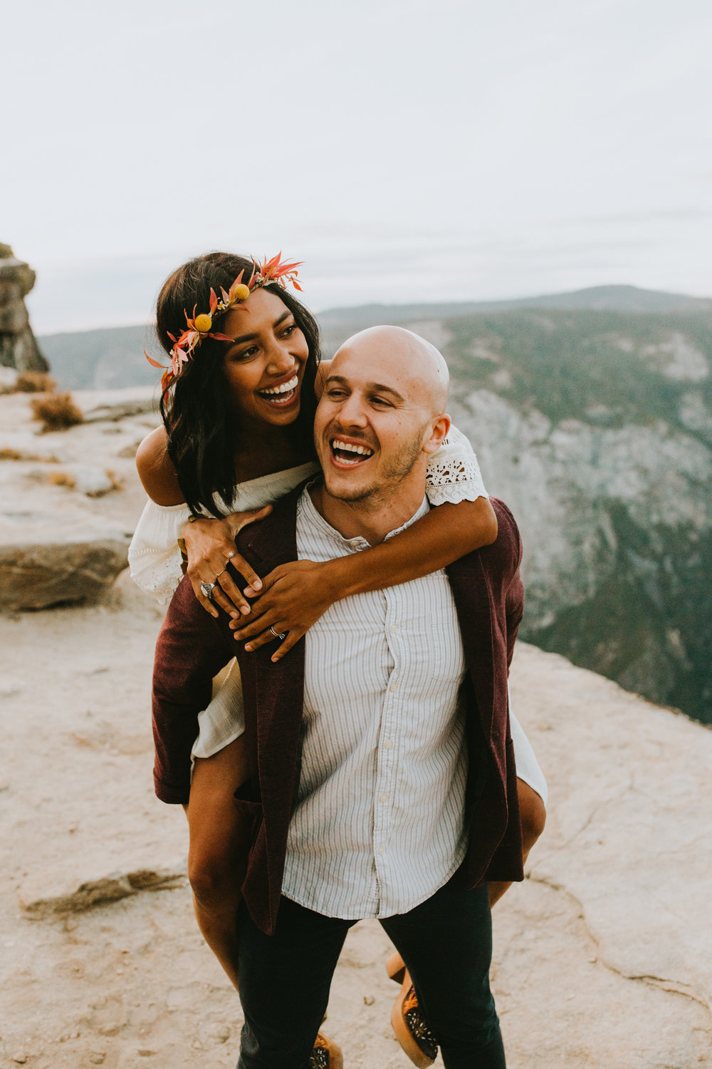 Yosemite Elopement Sunset Taft Point-95.jpg