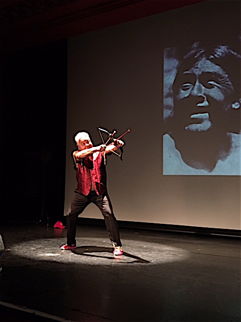 Native Stories Performance