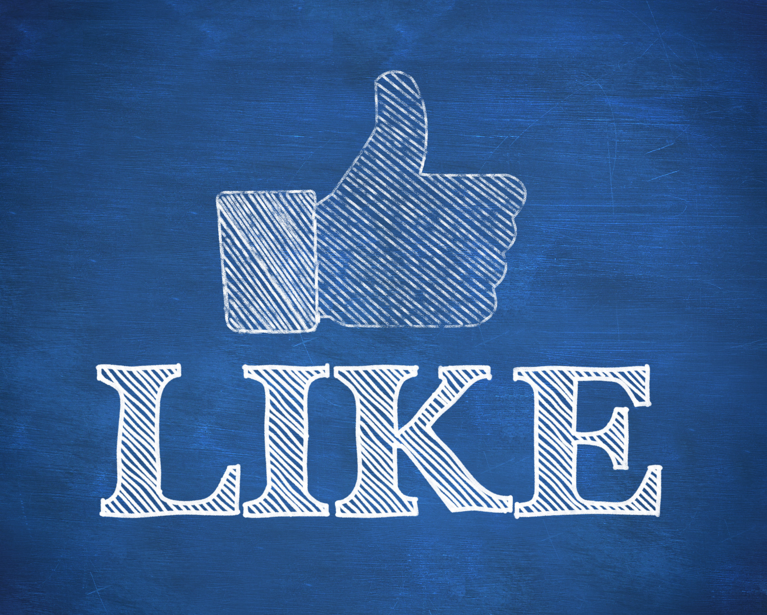 Facebook...like...obviously. (Thinkstock Photos)