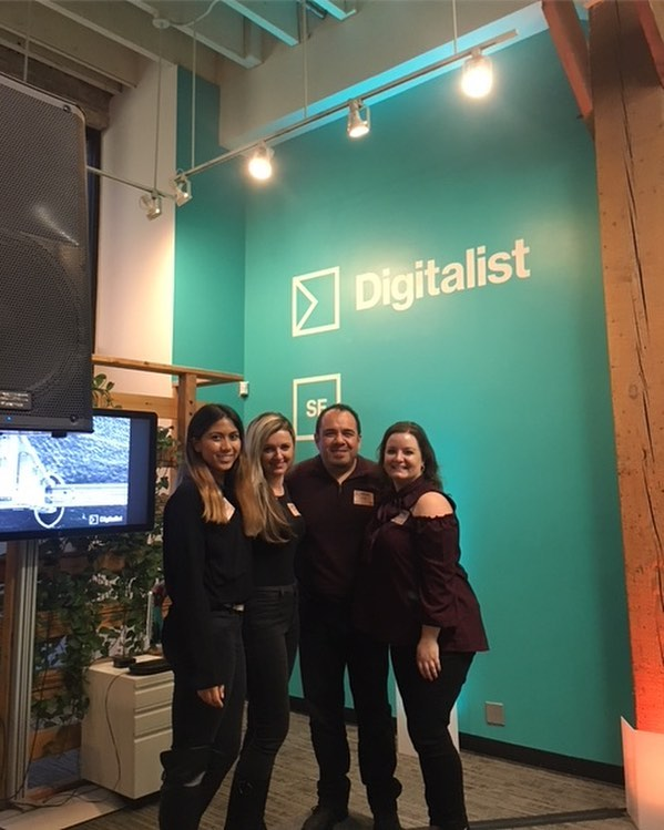We had a blast launching Scandinavian-based design firm Digitalist in San Francisco! Welcome to the design capital of the world!