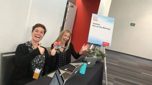 Another great #OpenWorld for the books! We had a blast supporting or client @oracle at #oow18 last week.