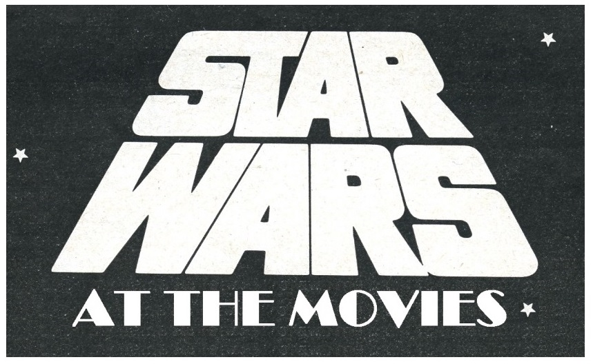 Star Wars at the Movies