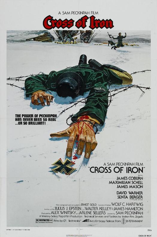 CROSS OF IRON (1977) | Source:  IMP Awards
