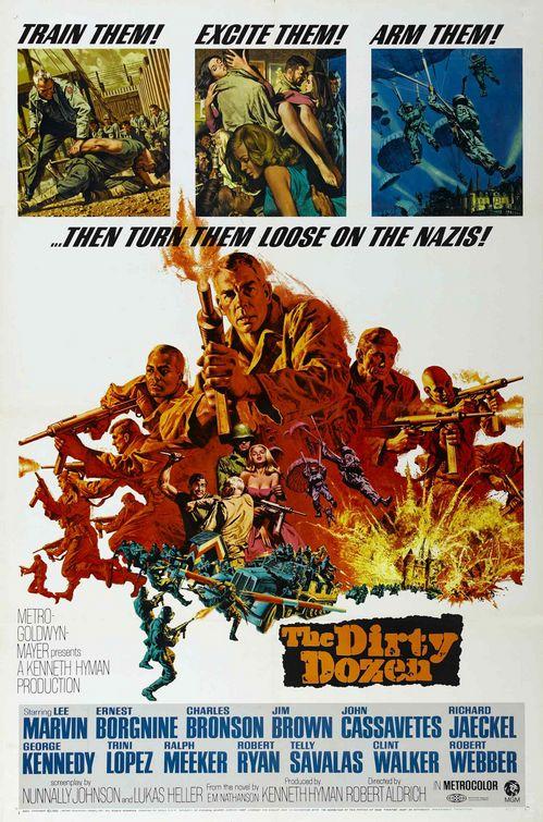 THE DIRTY DOZEN (1967) | Source:  IMP Awards