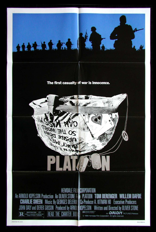 PLATOON (1986) | Source:  Film On Paper