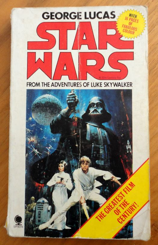 Star Wars  Novelization