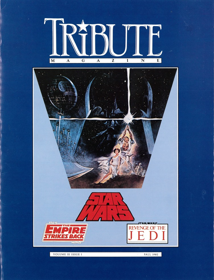 Tribute  Magazine (Fall 1982)