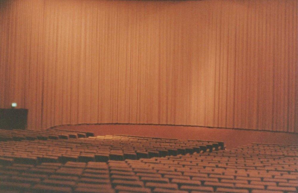 Westgate 1,000 Seat Auditorium - Photo credit: Dave Ewing