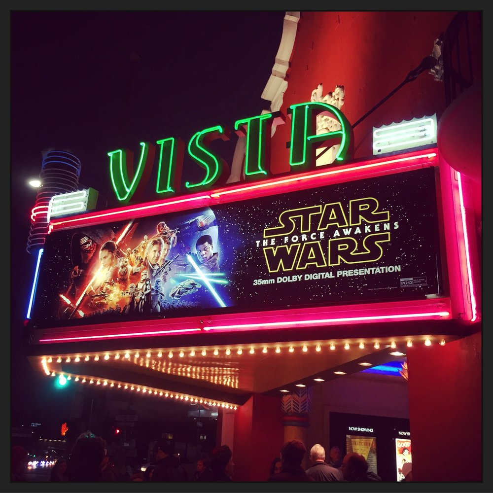 Vista Theatre - Los Angeles, CA