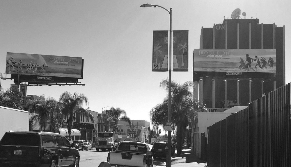 Cahuenga Blvd. - Hollywood, CA