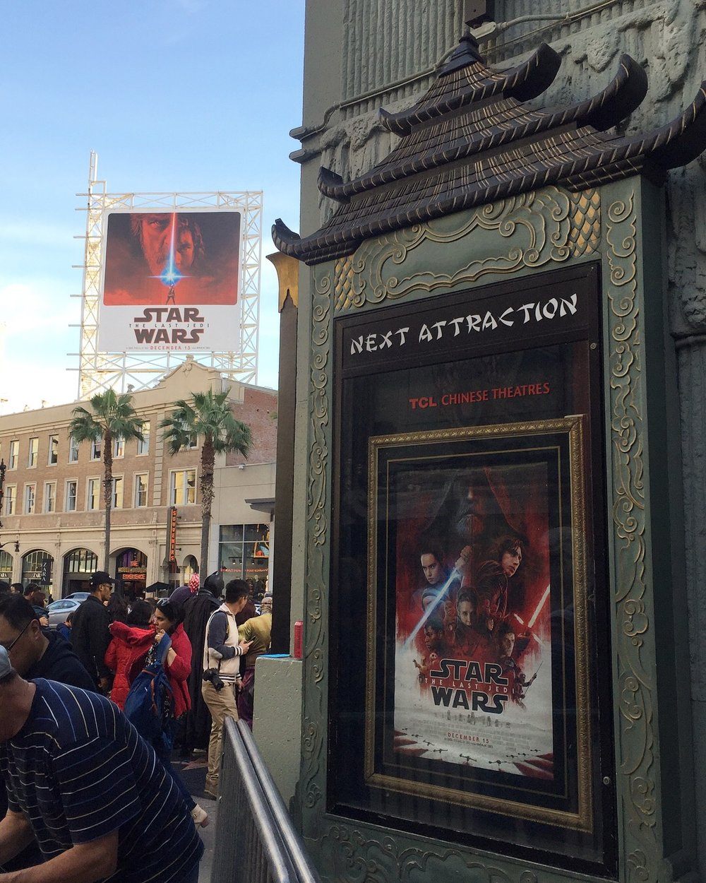 Grauman's Chinese Theatre - Hollywood, CA