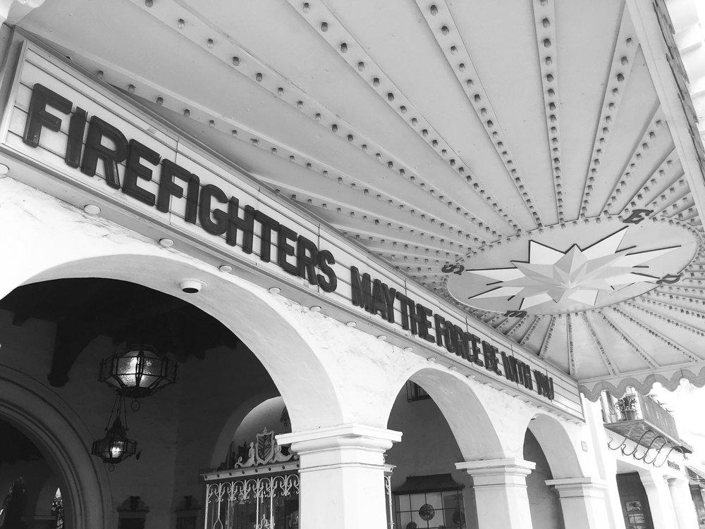 Arlington Theatre - Santa Barbara, CA