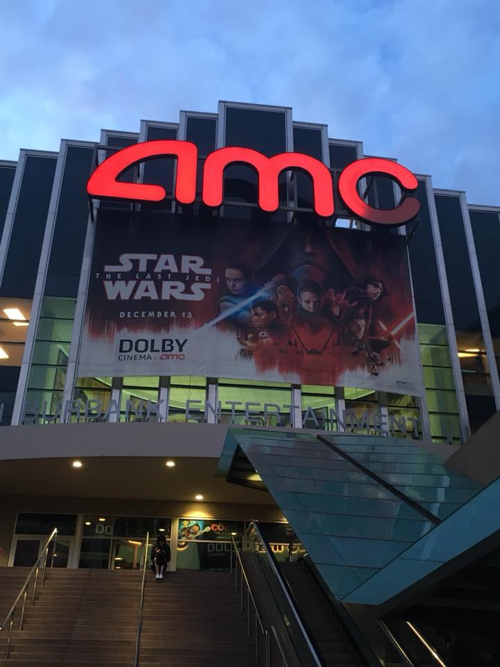 AMC Burbank 16 - Burbank, CA - Photo Credit: Tony van Dam