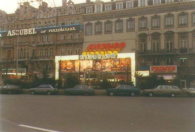 Eldorado Cinema, Brussels - via CinemaTreasures.org