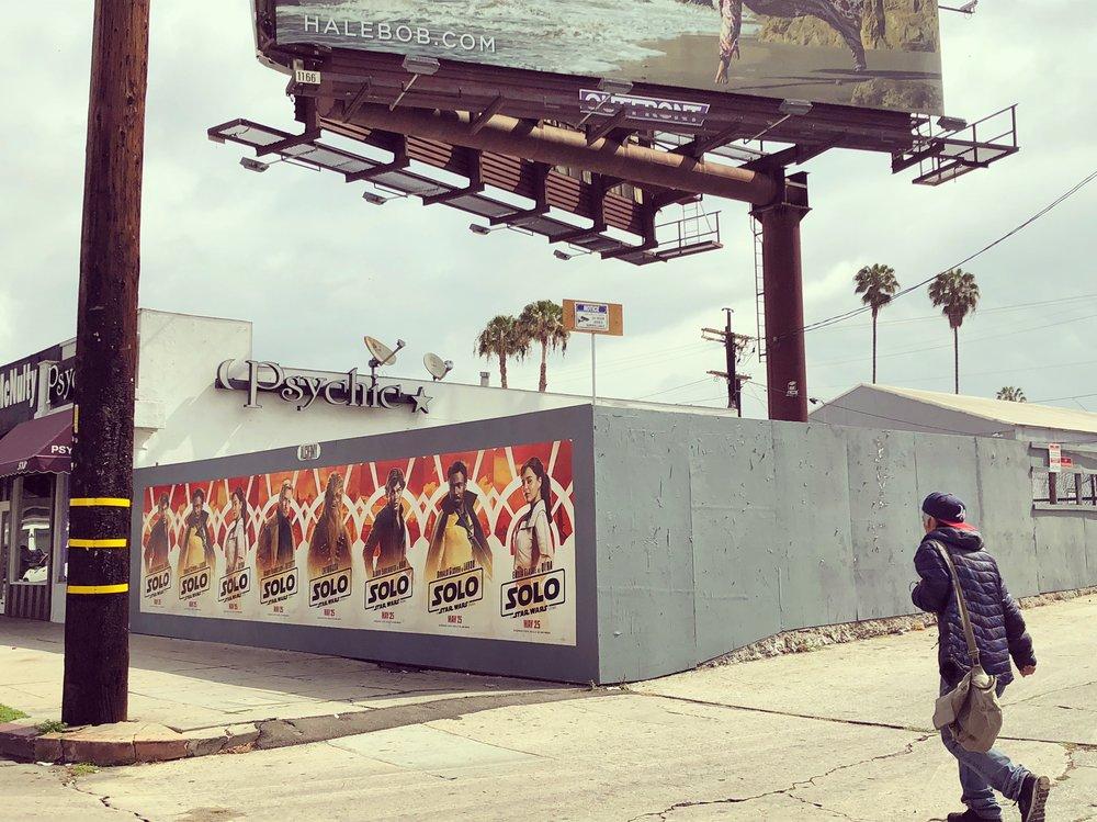 La Cienega and Beverly - Los Angeles, CA
