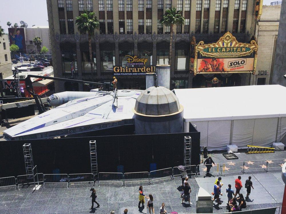 World Premiere - El Capitan Theatre - Hollywood, CA