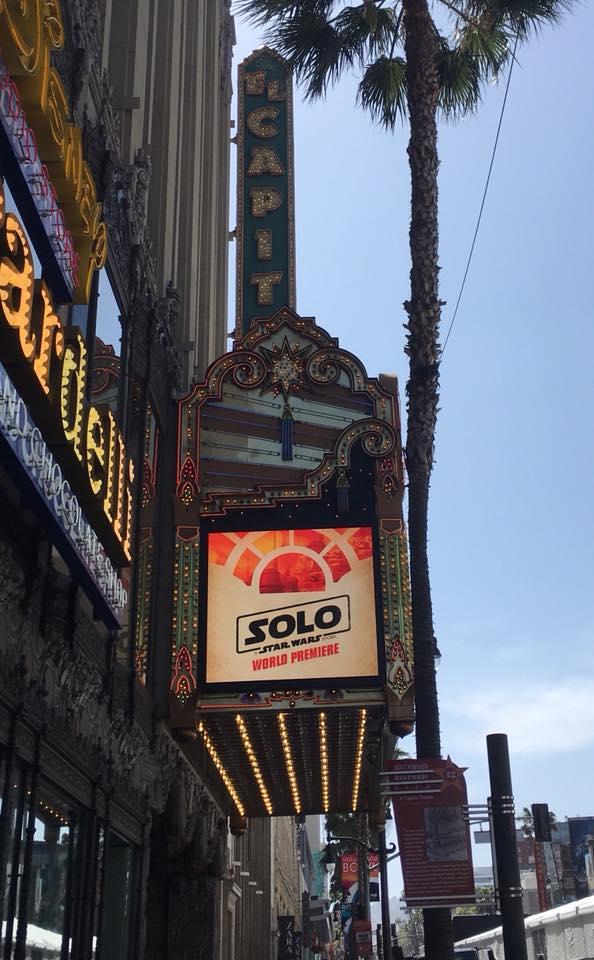 World Premiere - El Capitan Theatre - Hollywood, CA - Photo Credit: Tony van Dam