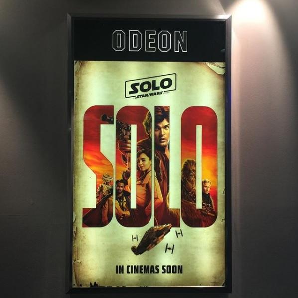 Odeon Cinemas - United Kingdom - Photo Credit: uktoycollector