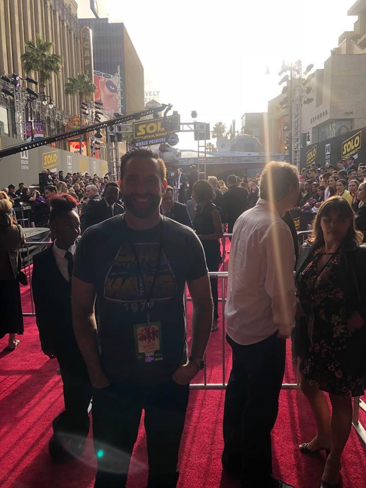 World Premiere - Hollywood, CA - Photo Credit: Brennan Swain