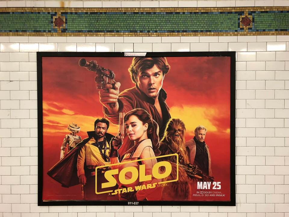 New York City Subway - Photo Credit: Todd Killinger