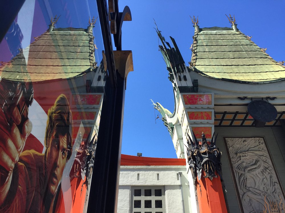 Grauman's Chinese Theatre for SOLO - May 25th, 2018