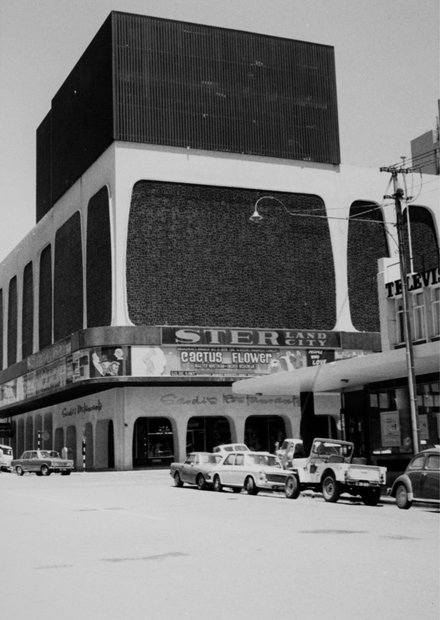 The Ster Land City Cinema in Johannesburg, South Africa - via Johannesburg 1912