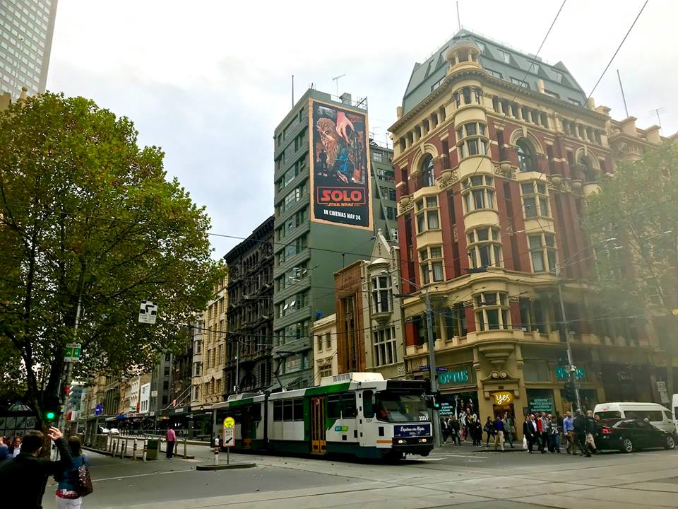Solo Artwork in Melbourne, Australia - Image courtesy of Mark Raats