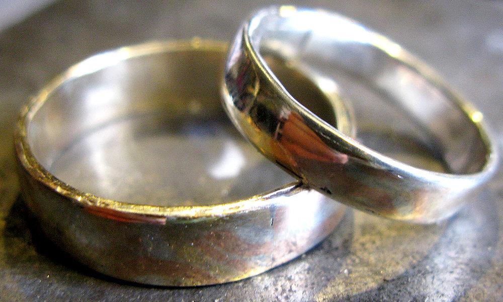 my wedding ring is worn terry weyman - Old Wedding Rings