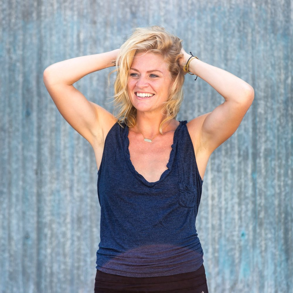 Jamie Baker - Registered Yoga Teacher, Co-Founder of The Glo Lab, Creator of #goldclassworkoutJamie is passionate about movement.  It has been her personal path towards healing, happiness & experiencing strength on that juicy trifecta level: mentally, physically and spiritually.  By creating #goldclassworkout Jamie's intertwined the spiritual facets of yoga with HIIT sequences to bring us to a place where mindfulness is damn near mandatory.  In 45 minutes you'll meet your edges and observe how you relate to yourself in the process of alchemy.  She also balances motherhood and a career as a film & commercial Producer.
