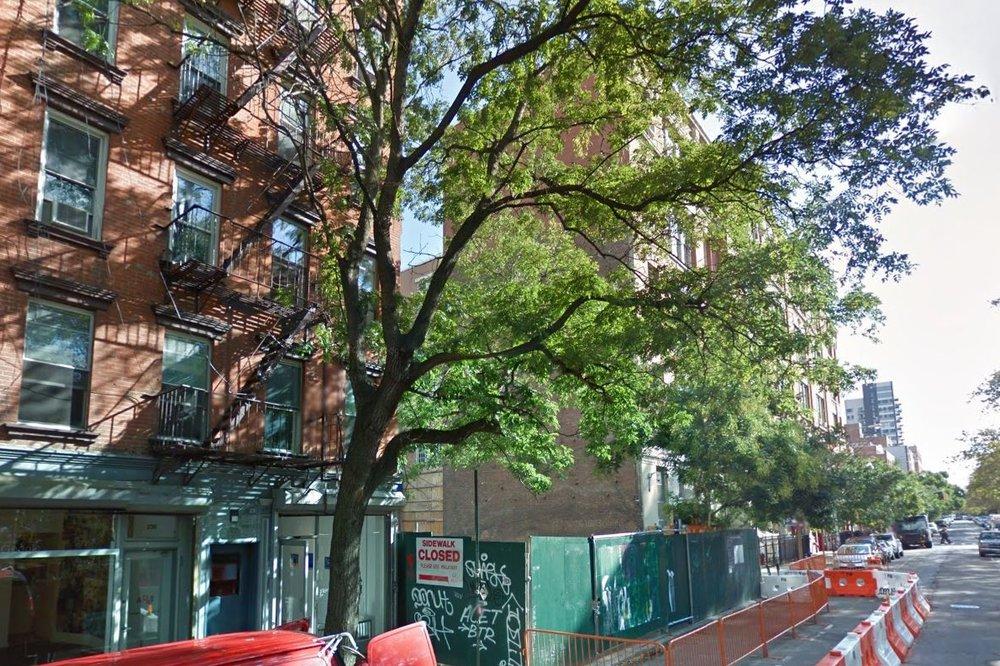 Forsyth Street - New York, NY