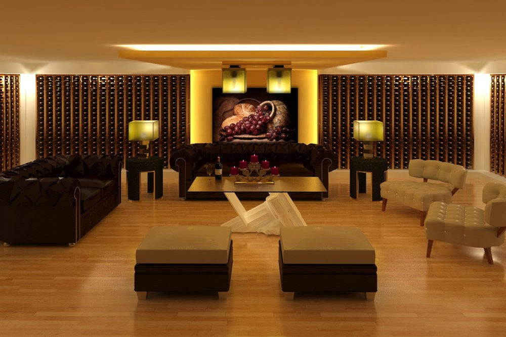 Hotel Lounge - Hospitality Design- New York, NY