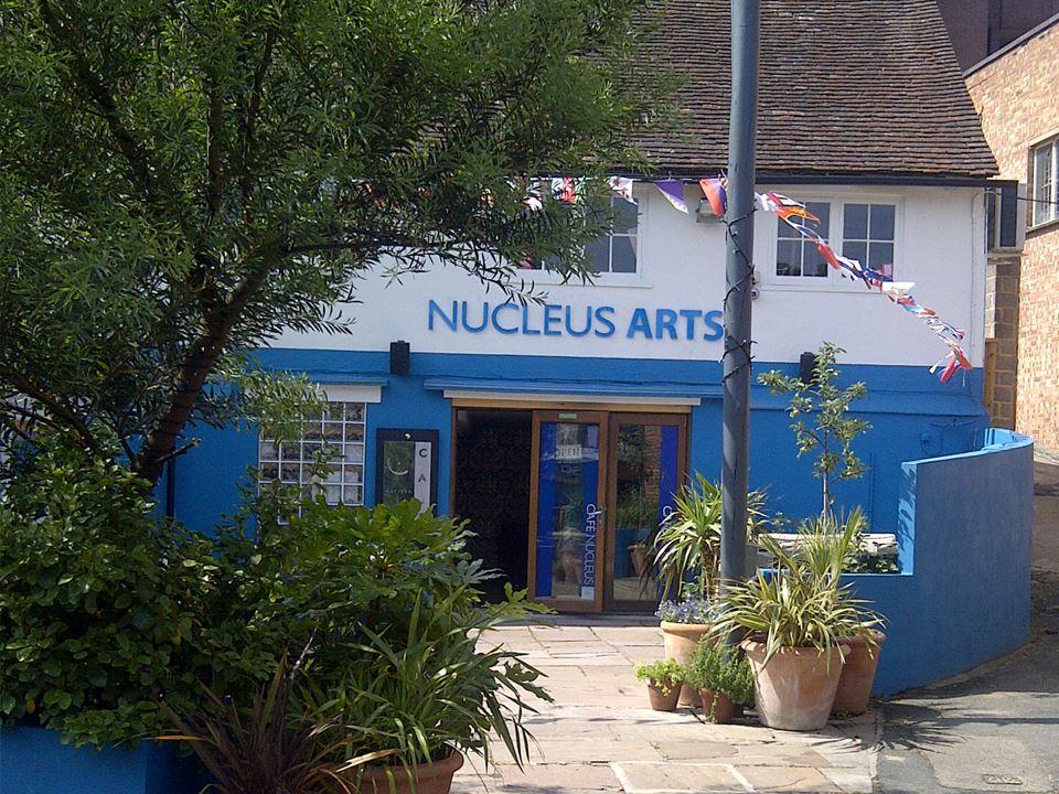 Nucleus Arts - Main Centre - Cream