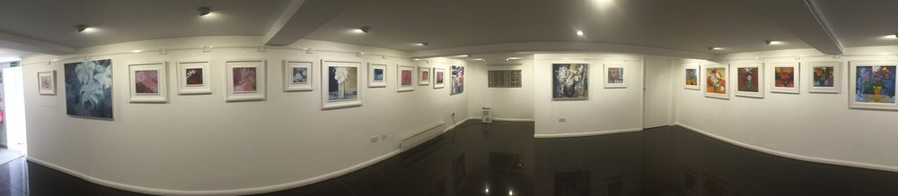 Nucleus Arts - Gallery Hire