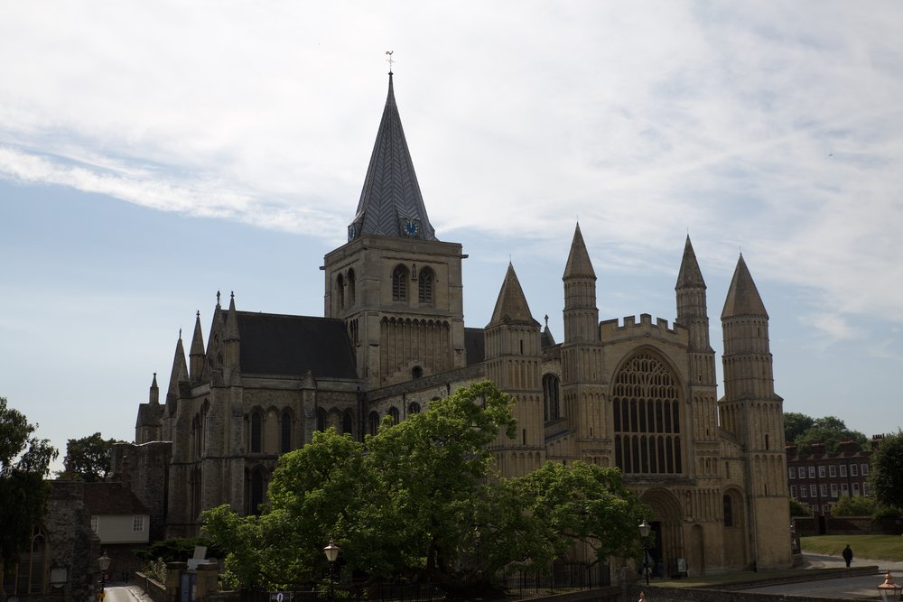 Rochester Cathedral - Cream - Rochester