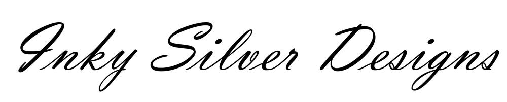 Inky Silver Designs - Cream - Rochester