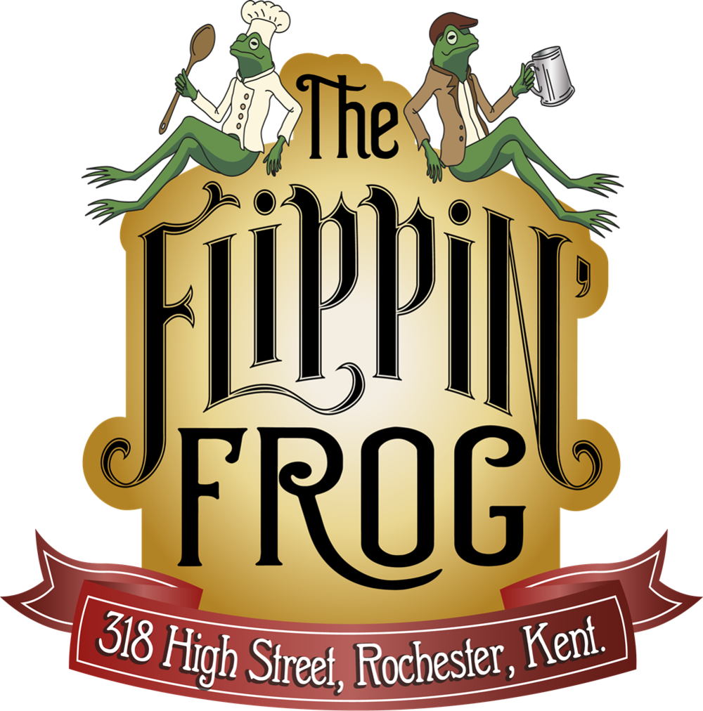 The Flipping Frog - Cream - Rochester