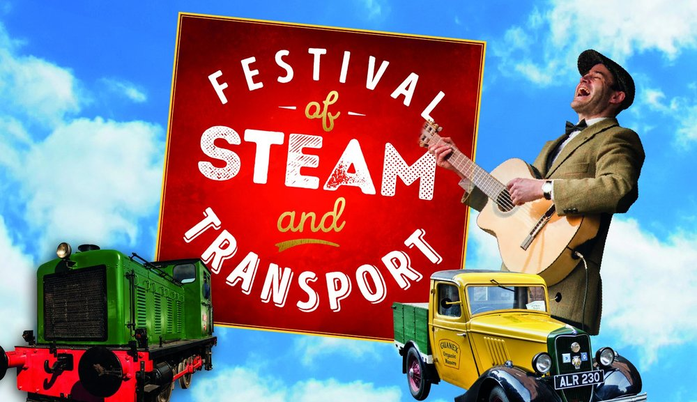 FESTIVAL OF STEAM AND TRANSPORT at The Historic Dockyard Chatham .jpeg