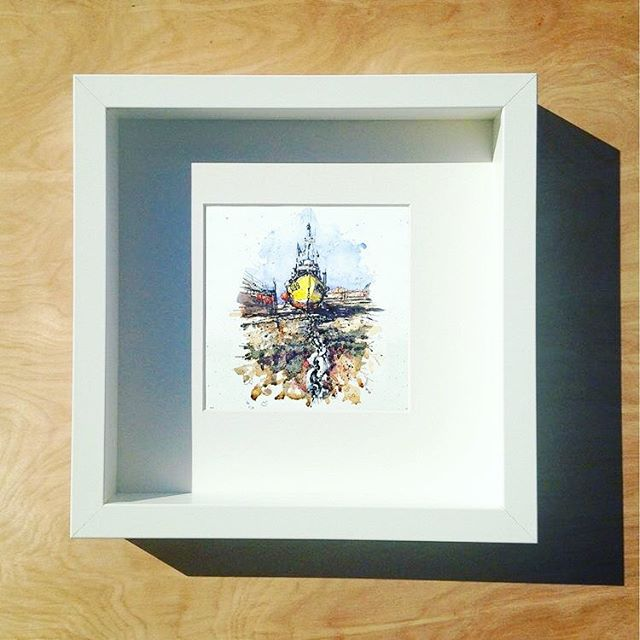 We are so excited to have our Cream HQ2 in Whitstable now. We have been discovering all our favourite Mark Darbon paintings in real life! 🖌 Mark Darbon creates some truly amazing pen&wash pieces from his favourite places.. These are our favourites from Whitstable... What's yours? Check them out here... www.thecreamcollective.com/mark-darbon 📸 by @markdarbon