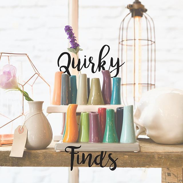Quirky is absolutely on the menu this summer 👏♥️ Check out our website • link in bio • & see what we've found for you 💛 💛