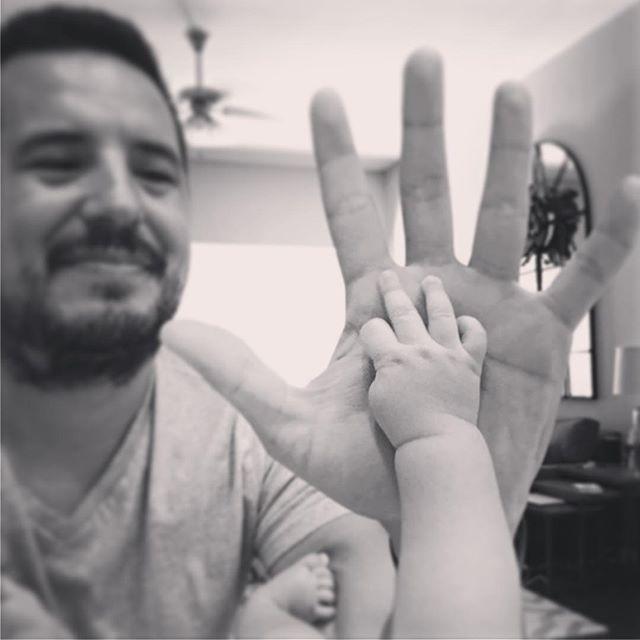 Manos del Matador are the new dog pics. Expect more. #elmatador #hands #highfive