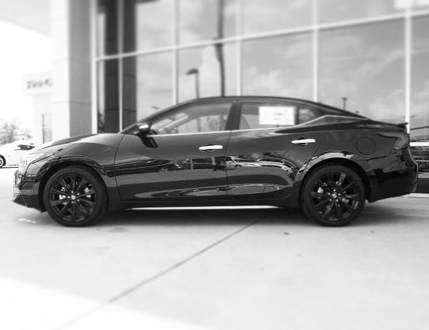 Man, I hope it drives as good as it looks. #nissan #maxima