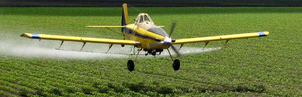 Laser Altimeters for Agriculture Aviation