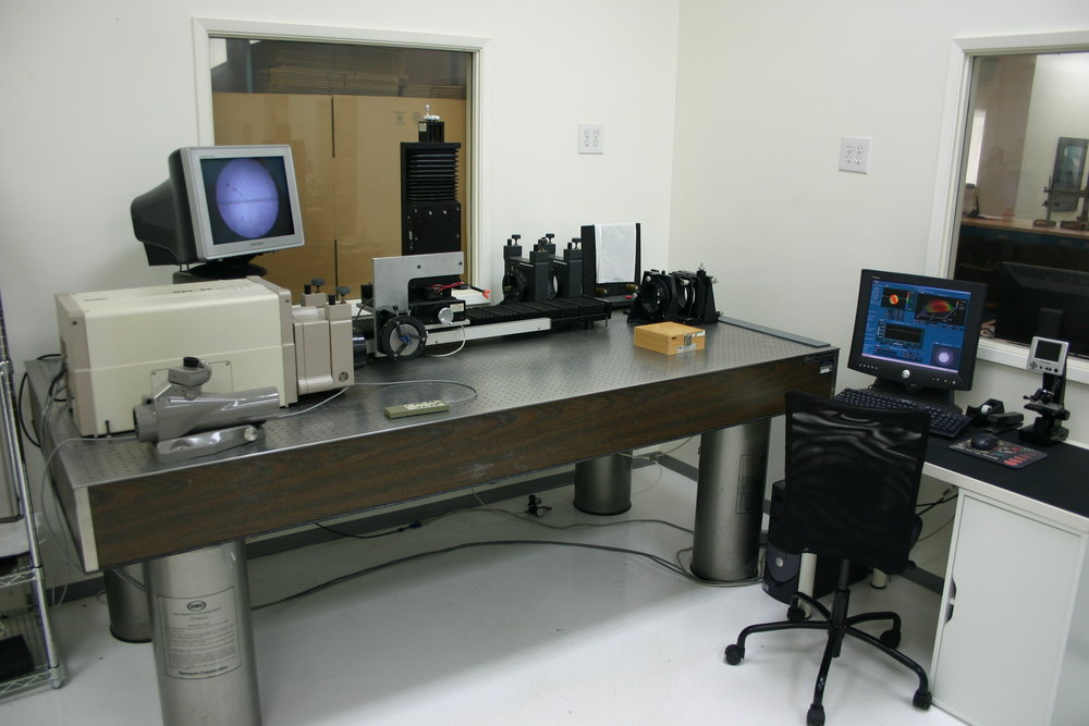 Topographic Laser Interferometer