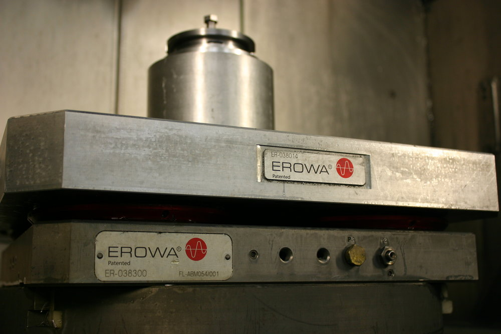EROWA Pallet System - 2 micron repeatability