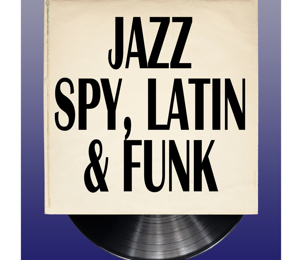 Jazz - Spy, Latin and Funk