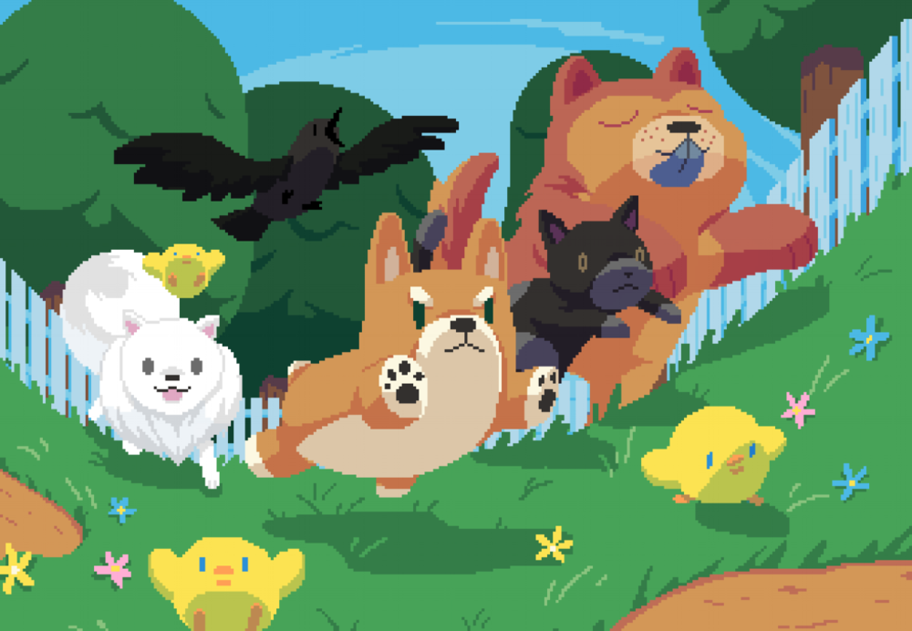 DOG* PARK