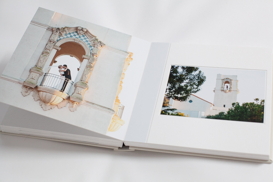 Heirloom Quality Classic Wedding Albums | Melissa Musgrove Photography | Santa Barbara Wedding Photographer